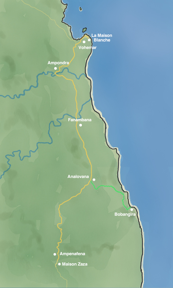 Vohemar-Mazava by bike map 001.jpg