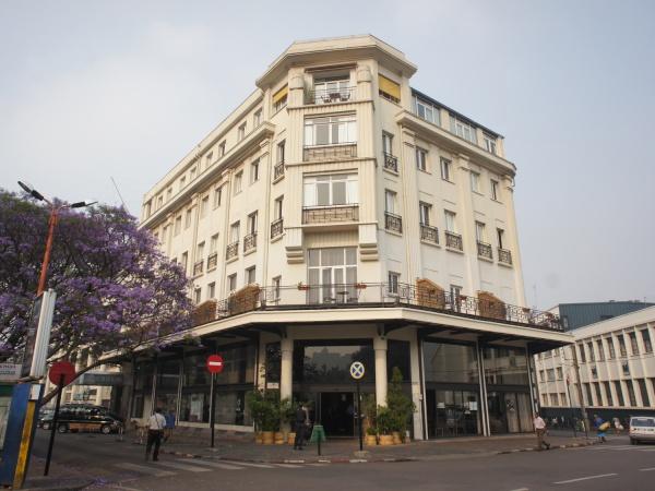 Le Louvre Hotel Madagascar